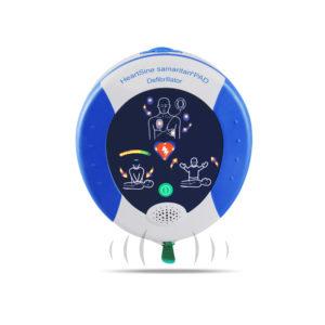 HeartSine Samaritan Defibrillator 500p