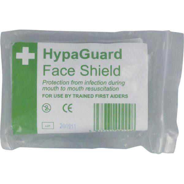 HypaGuard Resuscitation CPR Face Shield