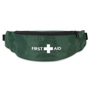 First Aider Bum bag empty