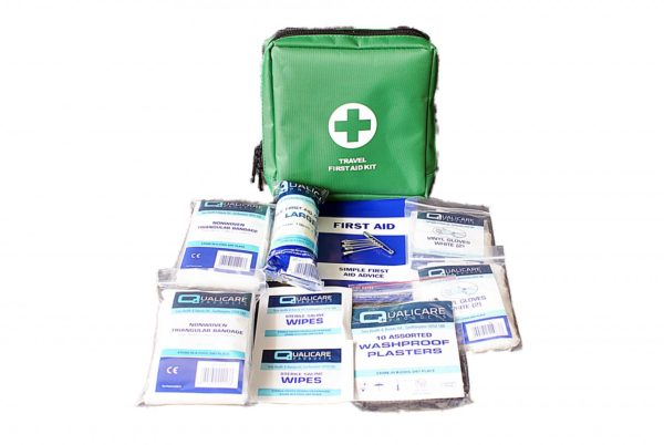 Travel First Aid Kit 1 Person 1