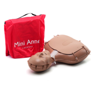 Laerdal Mini Anne Plus Manikin x 1