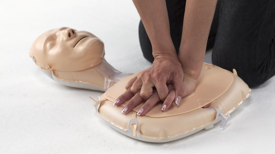 Laerdal mini anne