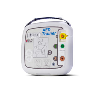 i-pad sp1 AED training unit