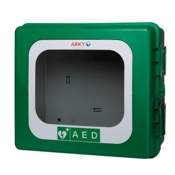 ARKY Outdoor AED Cabinetet