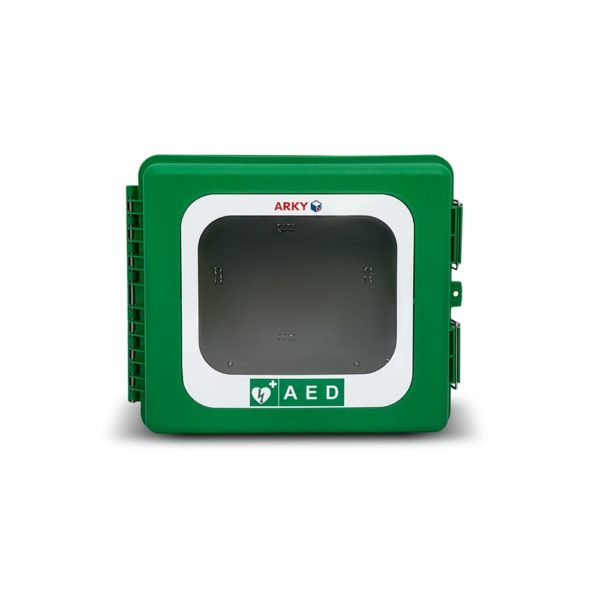 ARKY Outdoor AED Cabinet c/w Heating & Alarm 2
