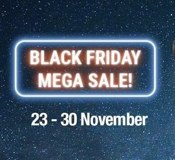 BLACK FRIDAY MEGA SALE 2020 2