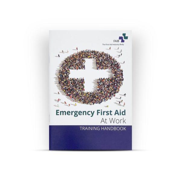 Emergency First Aid at Work Book (FAIB) 3