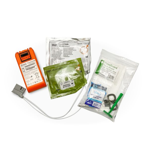 Cardiac Science G5 Pad with CPR & Battery Bundle 2