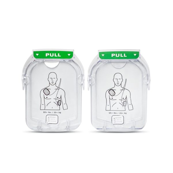 HS1 Adult Smart Pads Cartridge Twin Pack 1