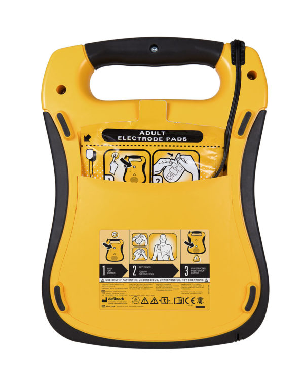 Defibtech Lifeline Semi Automatic AED Standard Battery