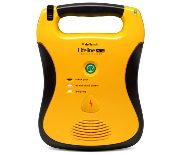 Defibtech lifeline fully auto