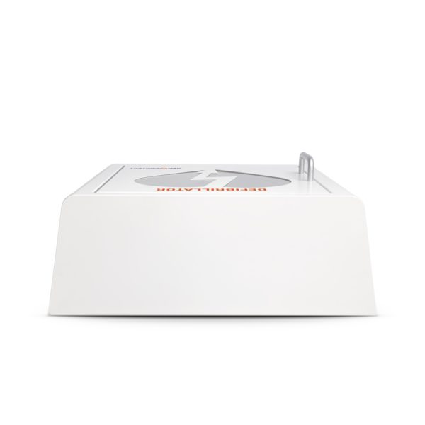 AED Protect Indoor White Cabinet with Alarm 5