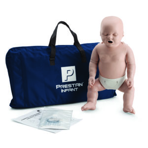 Prestan CPR Infant Manikin with CPR Monitor